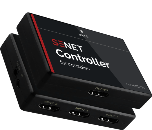 SENET Console Controller